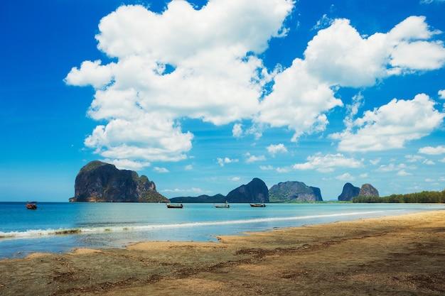Pak meng beachは、タイの観光スポットです。
