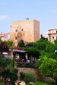 Palace of pretori roma in tarragona