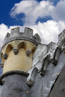 ペーナ宮殿、シントラ、ポルトガル Premium写真