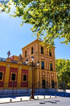 Palacio de san telmo、セビリア、アンダルシア、スペイン