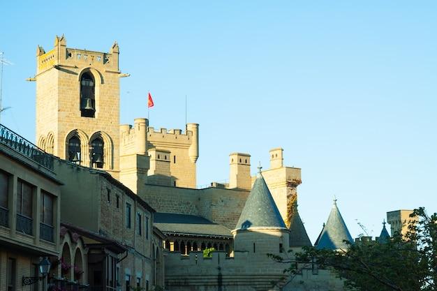 Palacio real de olite. navarra