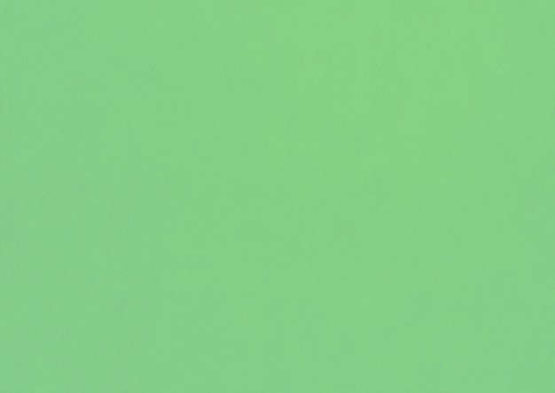창백한 녹색 종이 질감 배경. 깨끗한 빈 벽지