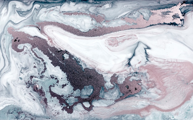 Pale marbling background. simple marble liquid texture.