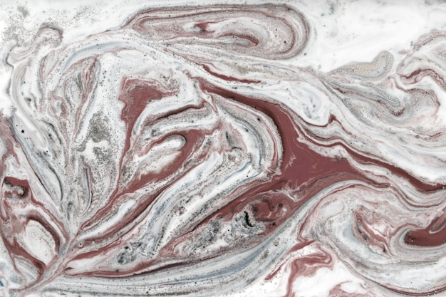 Pale marbling pattern. simple marble liquid texture.