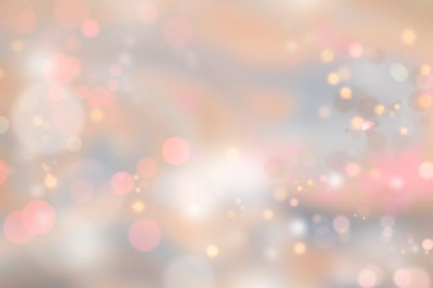 옅은 분홍색 Bokeh 무늬 배경 그림 프리미엄 사진