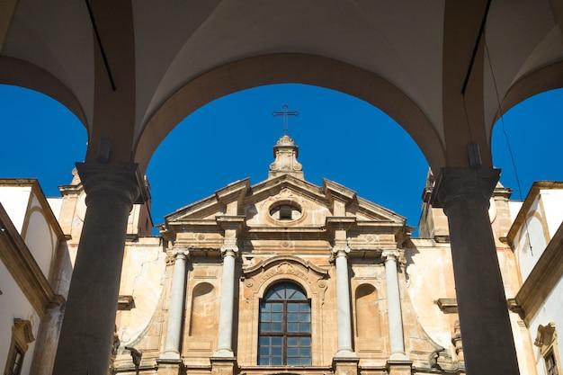 Palermo - albergo delle povere - santa maria della purificazione