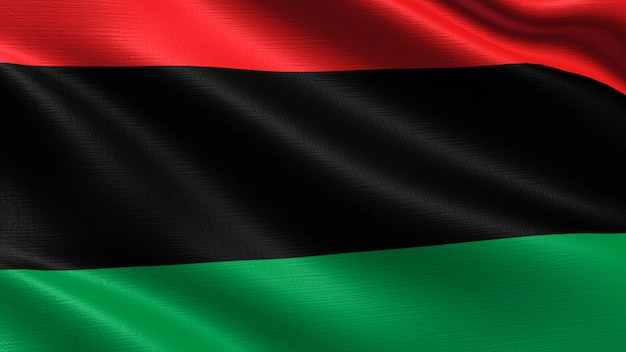 Free Vector Illustration Of Pan African Flag