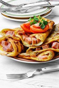 Pancakes for shrove tuesday