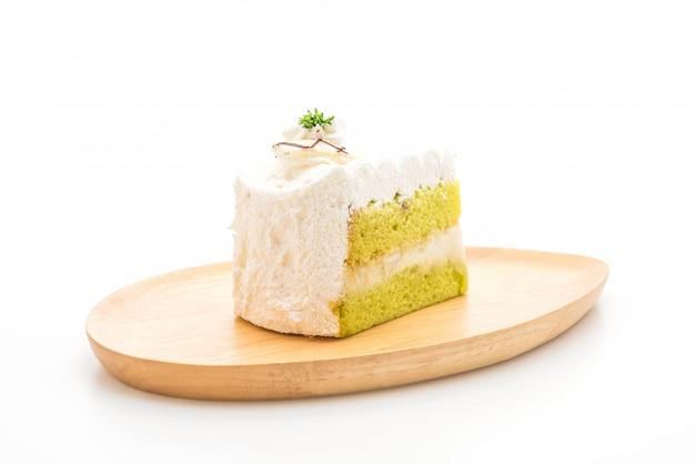 Pandas cake isolated