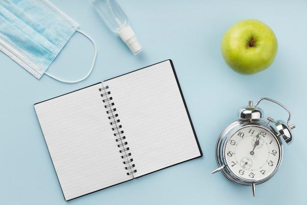 Pandemic times education elements