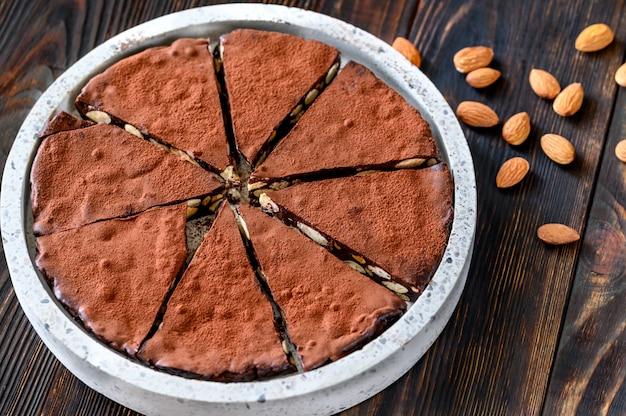 Panforte dessert