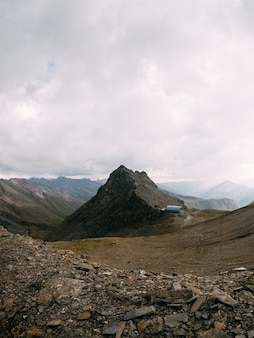 Panorama of austria in all its glory