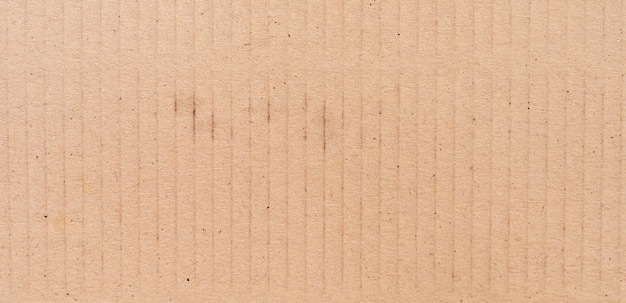 Panorama of brown paper textureand background and texture with copy space