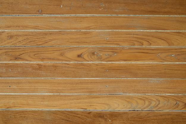 Panorama of brown vintage wood wall