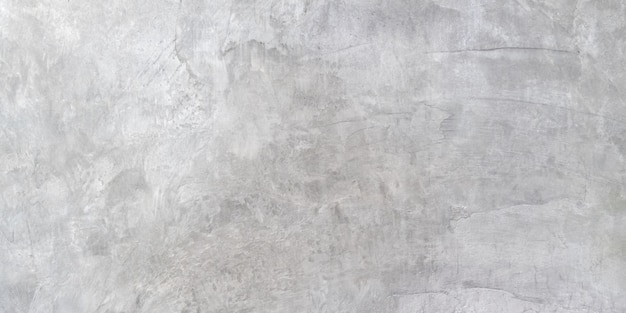 Panorama concrete wall surface texture and background with copy space.