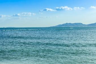 Panorama grand vacation island chinese tourism