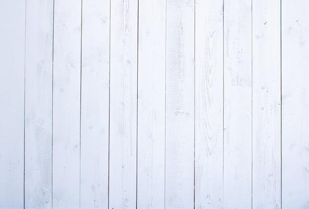 오래 된 빈티지 흰색 나무 배경의 파노라마 흰색 나무 배경 나무 테이블