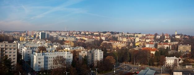 Panorama of prague、チェコ