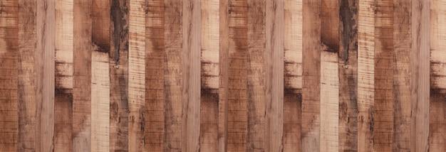 Панорама старой деревянной текстуры поддонов