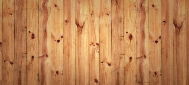 Panorama old wood texture of pallets Premium Photo