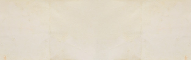 Panorama texture of the old cream paper box