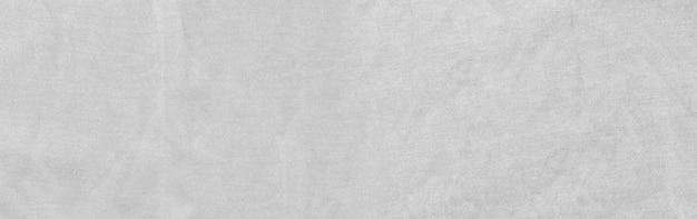 パノラマ白い生地のテクスチャ背景