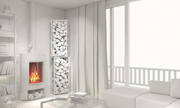 スライド式の窓とドアのパノラマ
