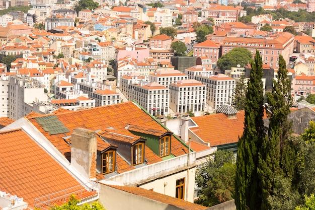 유럽 도시 지붕, 포르투갈의 전경