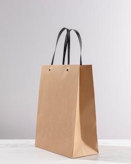 テーブルアレンジメントの紙袋