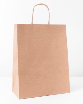 Shopper in carta per lo shopping