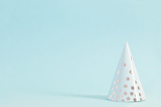 파랑에 종이 크리스마스 트리