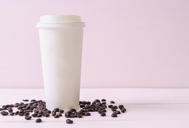 테이크 아웃 커피 종이 컵