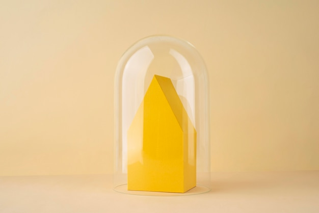 Paper style isolation arrangement