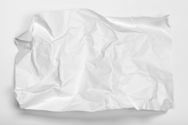 Paper texture , crumpled paper with copyspace