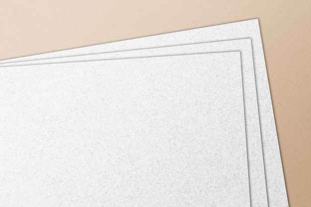 Paper texture isolated