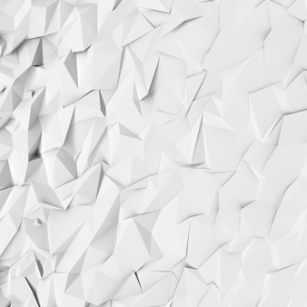 Paper texture. White paper sheet, 3d rendering