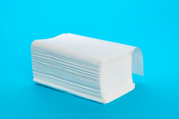 Paper towels isolated