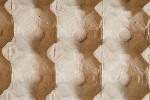 Лотки для бумаги для яиц при ярком свете