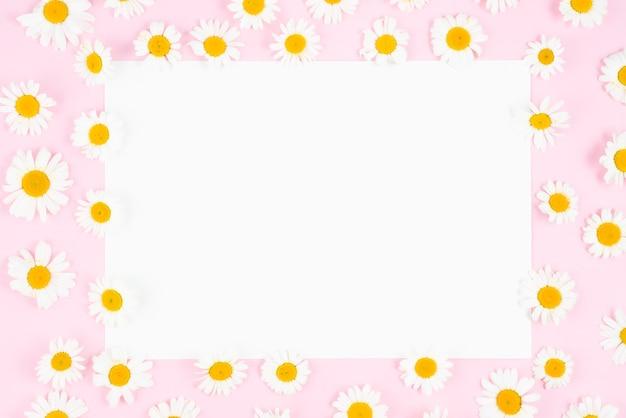 Бумага с розовыми колесами вокруг