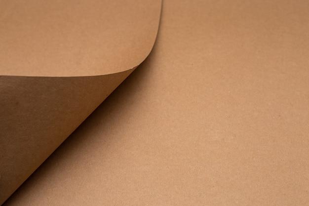 板紙のシンプルな繊維のほこりっぽい質感