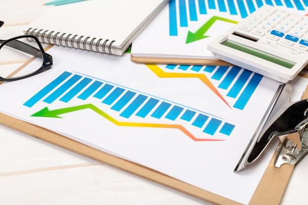 Paperwork, business concept