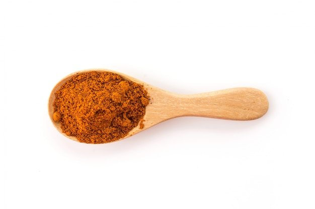 Paprika powder
