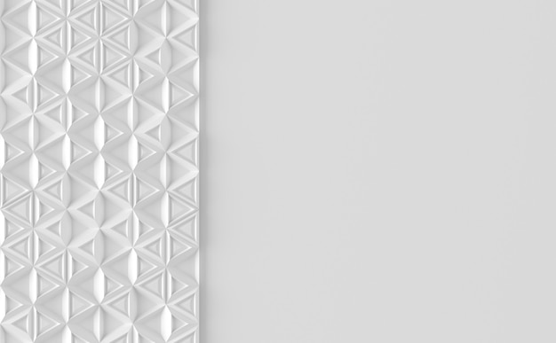 Parametric background based on triangular grid with different pattern of different volume