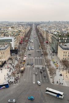 파리 도시 프랑스