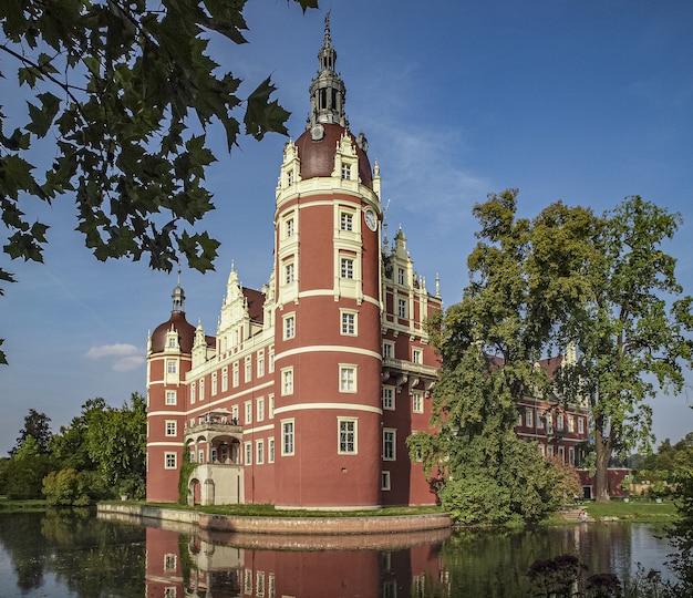 Park and castle bad muskau