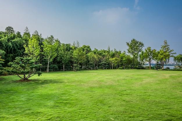 중국의 공원