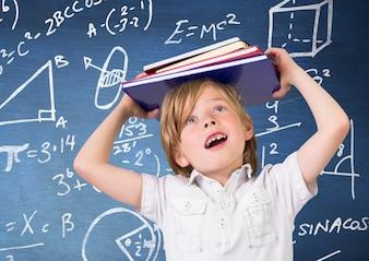 Parquet theory pupil alarm clock pencil