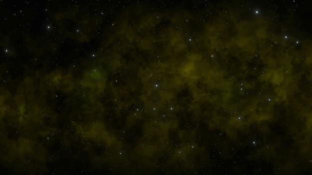 銀河、抽象的な背景の粒子と星。コスモスのためのエレガントで豪華なスタイルの3dイラスト
