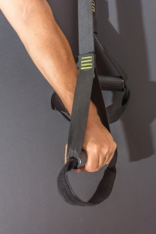 Parts of the system of trx training