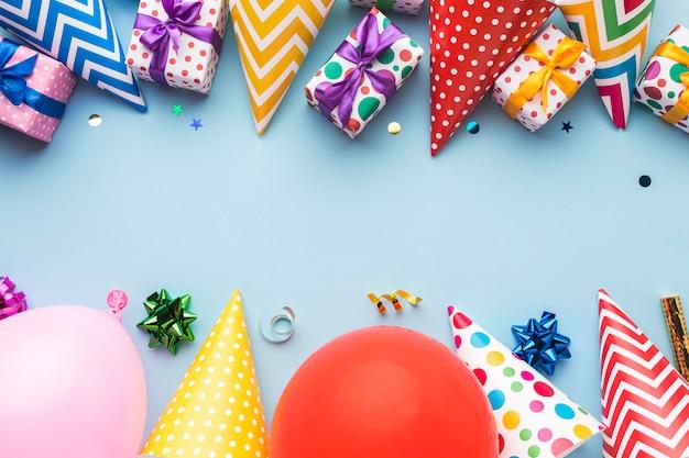 Плоская планировка для вечеринки